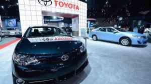 Toyota 在美國的銷情仍然很好