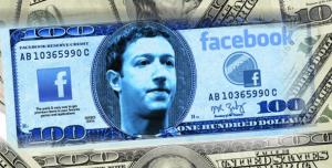 Facebook printing money?
